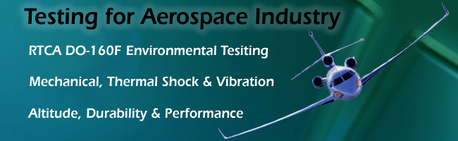 Testing For Aerospace Industry